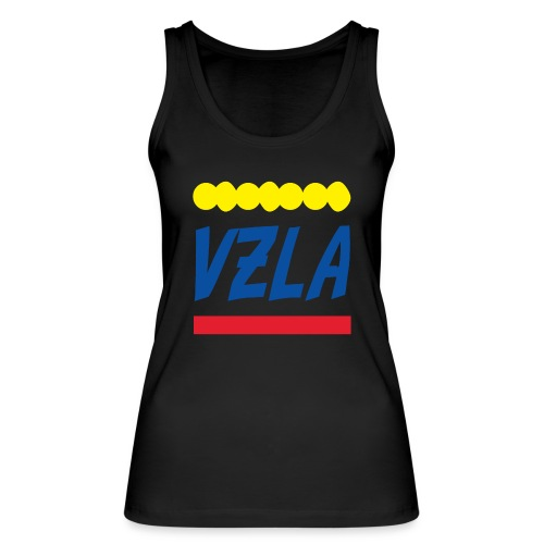 vzla 01 - Camiseta de tirantes ecológica mujer de Stanley & Stella