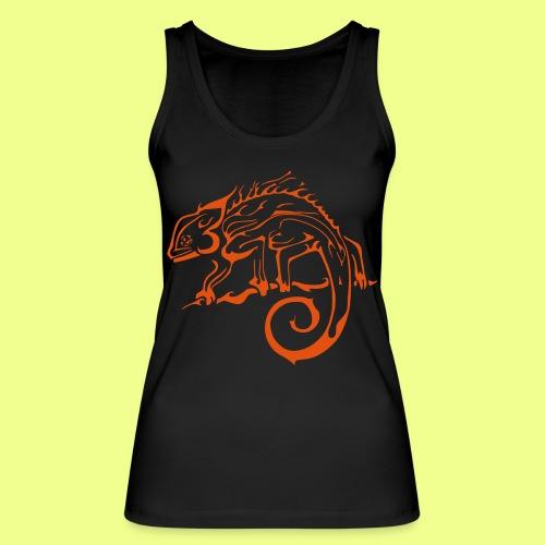 iguana - Camiseta de tirantes ecológica mujer de Stanley & Stella