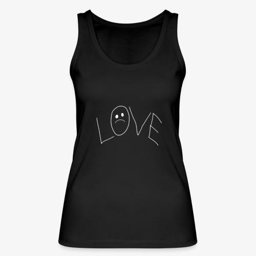 Lil Peep Love Tattoo - Frauen Bio Tank Top von Stanley & Stella