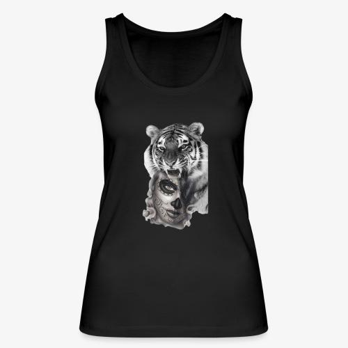 catriger - Camiseta de tirantes ecológica mujer de Stanley & Stella