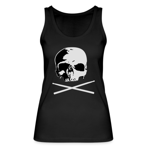 skull and sticks - Frauen Bio Tank Top von Stanley & Stella