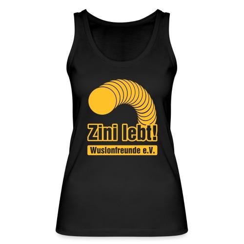 Zini lebt! - Frauen Bio Tank Top von Stanley & Stella