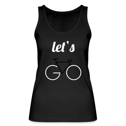 Let's GO - Frauen Bio Tank Top von Stanley & Stella