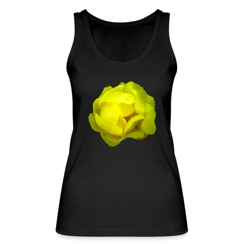 Trollblume gelb Sommer - Frauen Bio Tank Top von Stanley & Stella