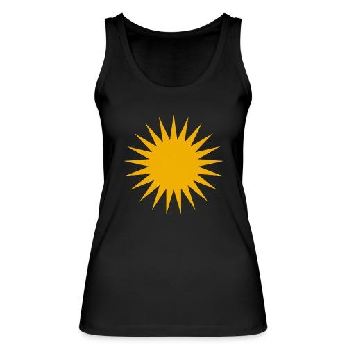 Kurdische Sonne Symbol - Frauen Bio Tank Top von Stanley & Stella
