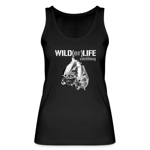 Hanging Out (Chrome Edition) - Women's Organic Tank Top by Stanley & Stella