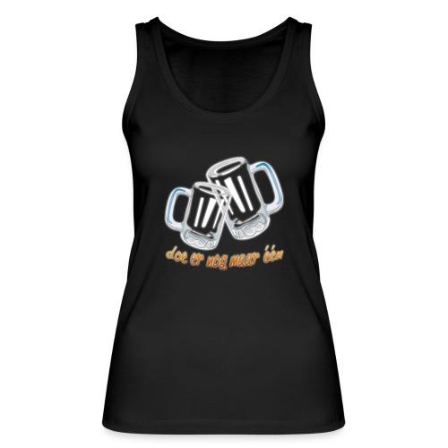 Doe er nog maar een Shirt png - Vrouwen bio tanktop van Stanley & Stella