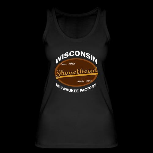 Milwaukee Shovelhead - Frauen Bio Tank Top von Stanley & Stella