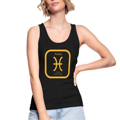 Horoskop Fische12 - Frauen Bio Tank Top von Stanley & Stella