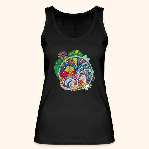 freenwild - Camiseta de tirantes ecológica mujer de Stanley & Stella