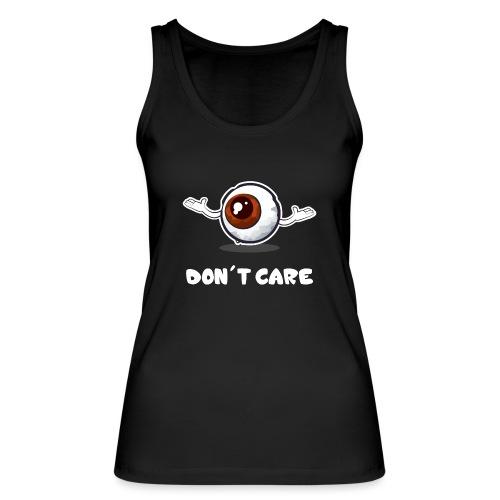 EYE don't care - Débardeur bio Femme