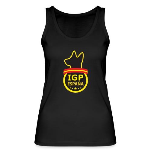 IGP España - Camiseta de tirantes ecológica mujer de Stanley & Stella