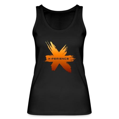 X-Perience Orange Logo - Frauen Bio Tank Top von Stanley & Stella