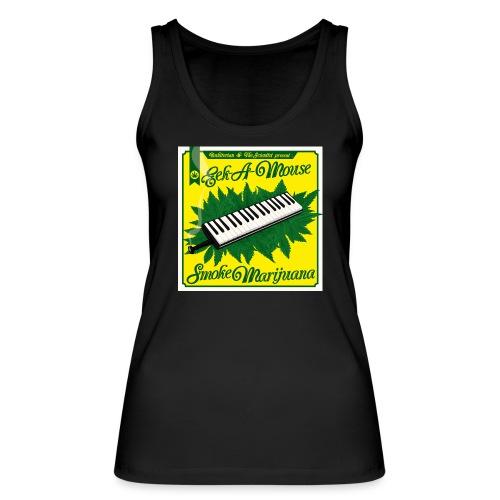 Smoke Marijuana - Women's Organic Tank Top by Stanley & Stella