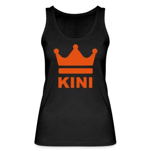 KINI ist König - Frauen Bio Tank Top von Stanley & Stella