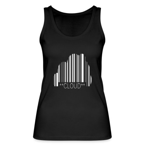 Cloud - Women's Organic Tank Top by Stanley & Stella