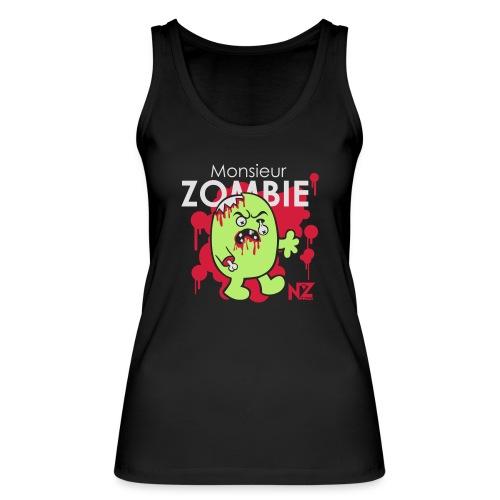 mr zombie - Débardeur bio Femme