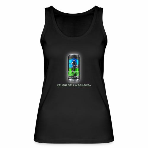 Nafta Energy Drink - Top ecologico da donna di Stanley & Stella