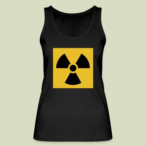 Radiation warning - Stanley & Stellan naisten luomutanktoppi