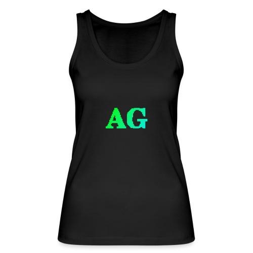 ATG Games logo - Stanley & Stellan naisten luomutanktoppi