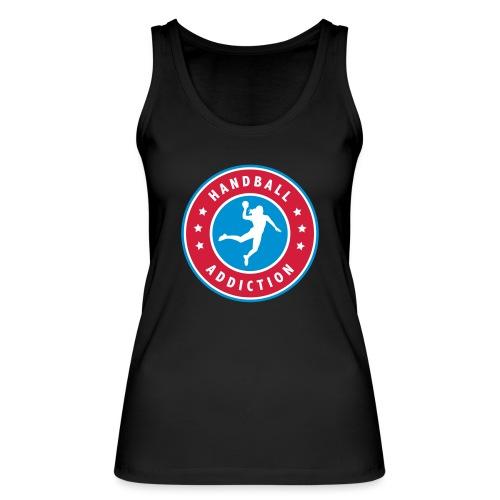 handball addiction femme - Débardeur bio Femme