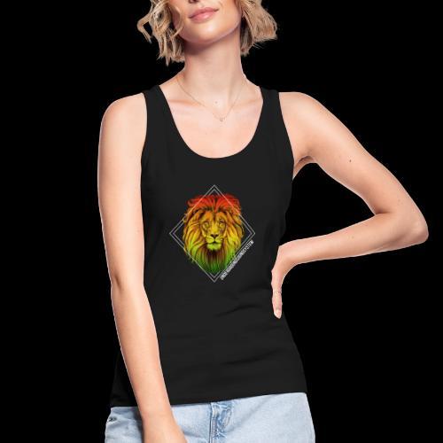 LION HEAD - UNDERGROUNDSOUNDSYSTEM - Frauen Bio Tank Top von Stanley & Stella