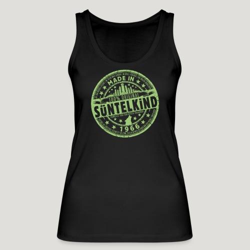 SÜNTELKIND 1966 - Das Süntel Shirt mit Süntelturm - Frauen Bio Tank Top von Stanley & Stella