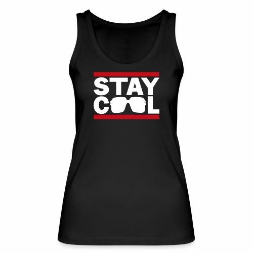 Stay Cool ver02 - Økologisk Stanley & Stella tanktop til damer