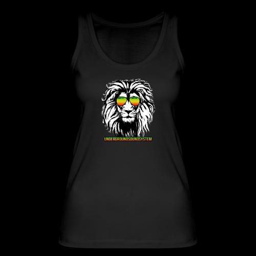 RASTA REGGAE LION - Frauen Bio Tank Top von Stanley & Stella