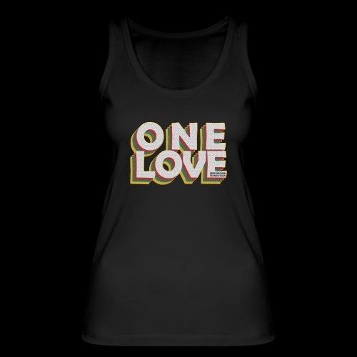 ONE LOVE - Frauen Bio Tank Top von Stanley & Stella