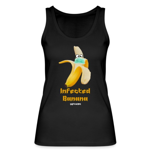 Die Zock Stube - Infected Banana - Frauen Bio Tank Top von Stanley & Stella