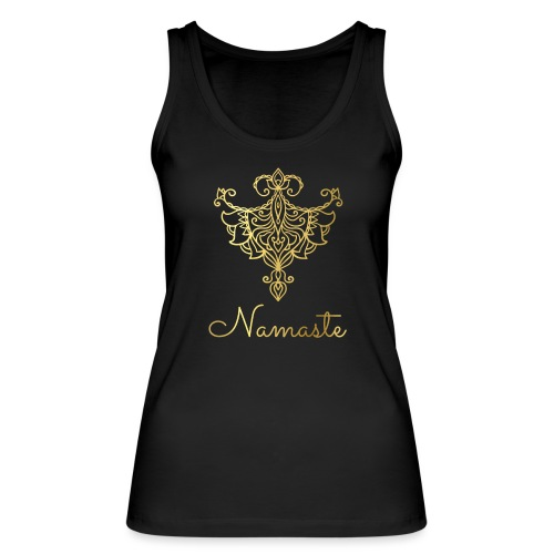 Namaste Collection - Women's Organic Tank Top by Stanley & Stella