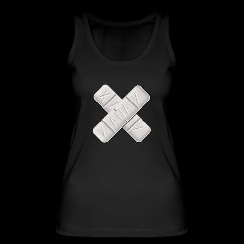 Xanax X Logo - Frauen Bio Tank Top von Stanley & Stella