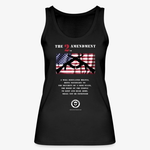 2nd Amendment - Frauen Bio Tank Top von Stanley & Stella
