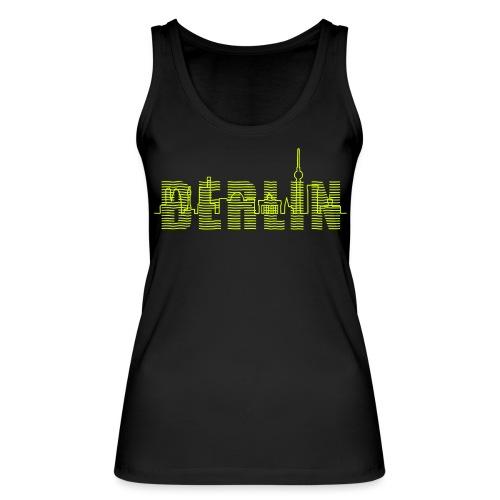 Skyline Berlin - Frauen Bio Tank Top von Stanley & Stella