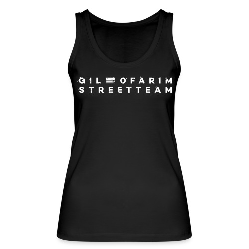 Gil Ofarim StreetTeam 2020 - Frauen Bio Tank Top von Stanley & Stella