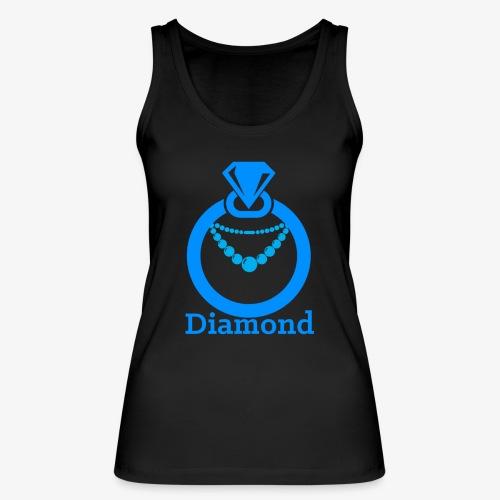 Diamond - Frauen Bio Tank Top von Stanley & Stella