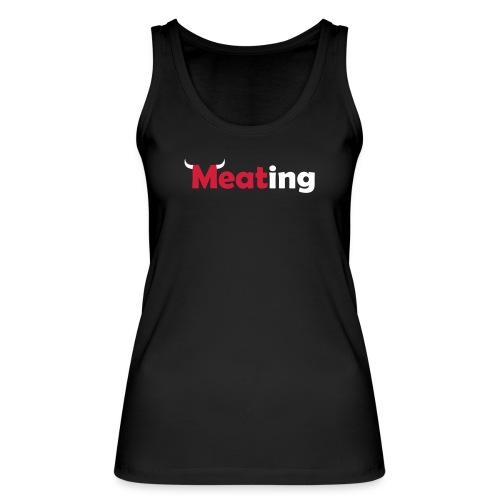 Meating Bull - Frauen Bio Tank Top von Stanley & Stella