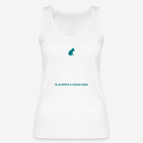 SYDNEY E' SEMPRE UNA BUONA IDEA! - Top ecologico da donna di Stanley & Stella