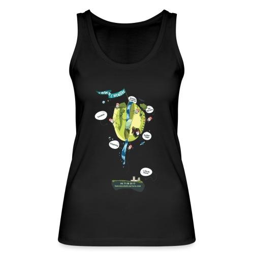T-shirt Maison de L'aventure - Débardeur bio Femme