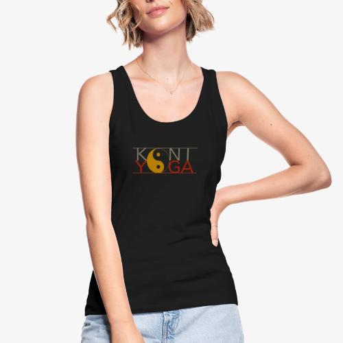KONI-YOGA-LOGO-1 - Frauen Bio Tank Top von Stanley & Stella