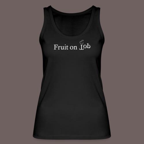 GBIGBO zjebeezjeboo - Fleur - Fruit [FlexPrint] - Débardeur bio Femme