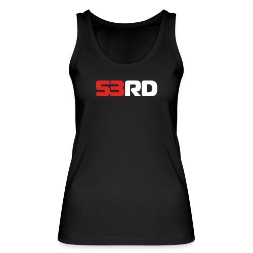 53RD Logo lang (weiss-rot) - Frauen Bio Tank Top von Stanley & Stella