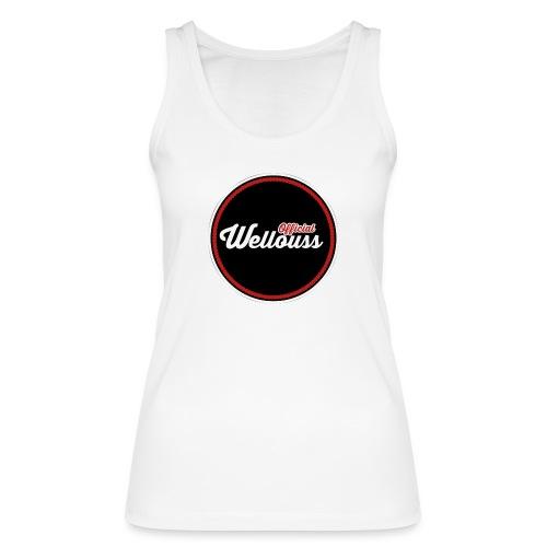 Wellouss Fan T-shirt | Rood - Vrouwen bio tanktop van Stanley & Stella