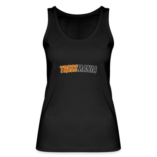 Tressmania Logo 01 - Women's Organic Tank Top by Stanley & Stella