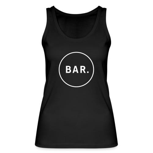 BAR Logo 1 farbig - Frauen Bio Tank Top von Stanley & Stella