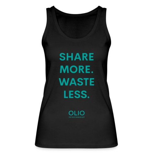 Campaign t-shirt2_Front - Women's Organic Tank Top by Stanley & Stella