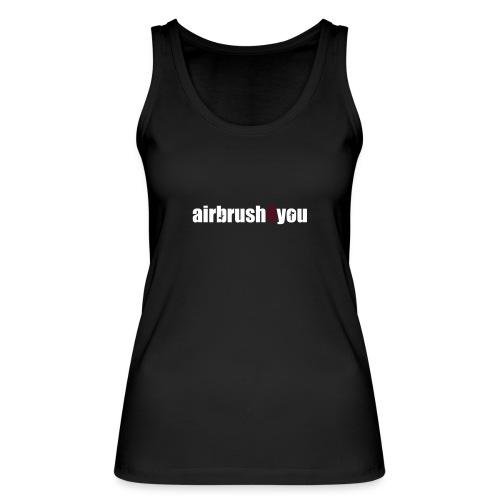 Airbrush - Frauen Bio Tank Top von Stanley & Stella