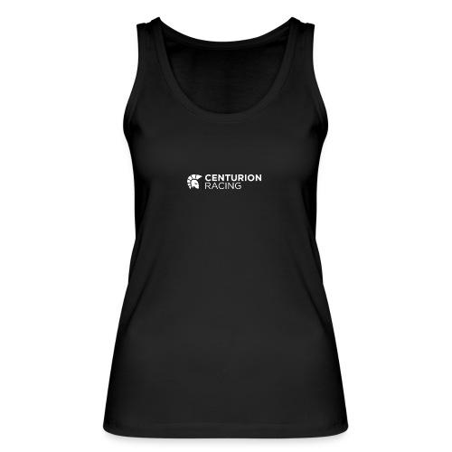 Full Centurion Logo White - Women's Organic Tank Top by Stanley & Stella