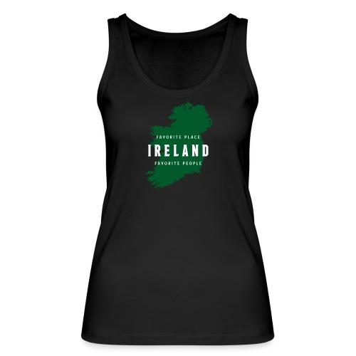Favorite Place_ Ireland - Frauen Bio Tank Top von Stanley & Stella